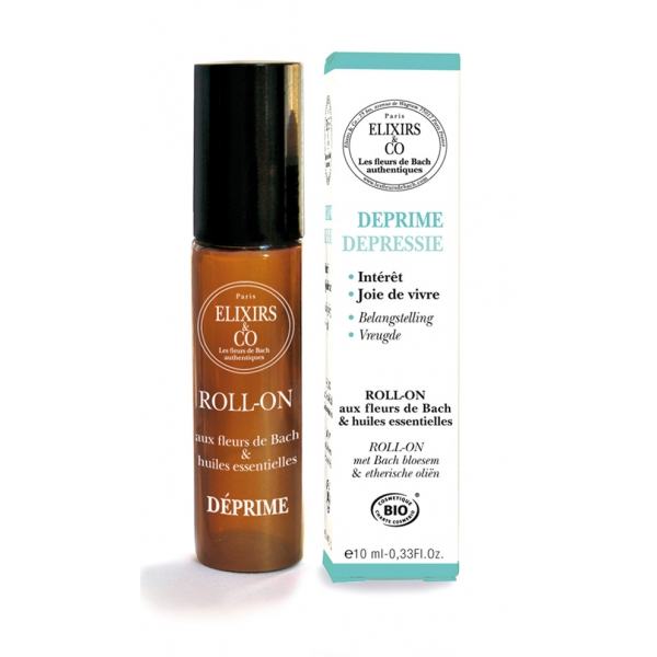 BIO Roll-on DEPRESIA, 10 ml